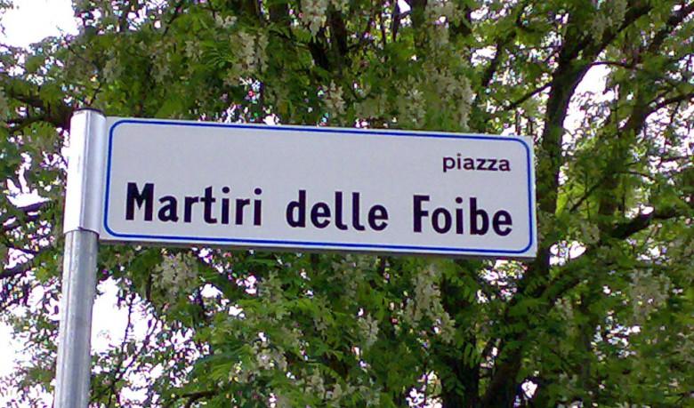 Piazza Martiri della Foibe: c'è il via della Giunta