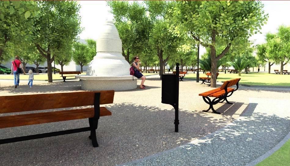 Piazza Dante, approvato il progetto definitivo