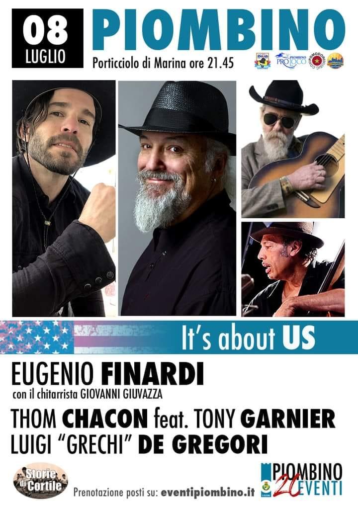 20Eventi, c'è un avvicendamento: Eugenio Finardi inaugurerà il Festival
