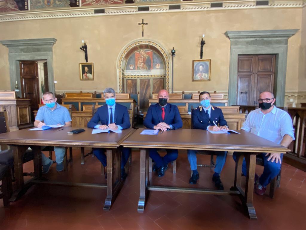 #DivertiAMOci: firmata l'intesa operativa per la sicurezza della movida