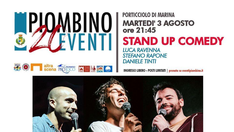 20Eventi, la Stand up comedy inaugura l'Altrascena Festival