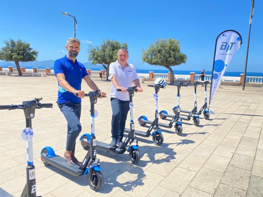 Piombino punta sulla mobilità sostenibile: al via servizio di monopattini elettrici in sharing