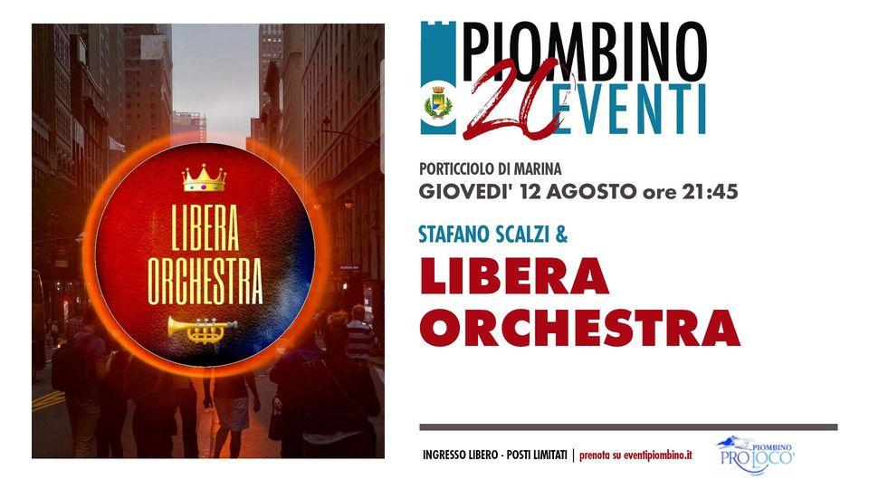20Eventi, è il momento del jazz con Stefano Scalzi e la Libera Orchestra