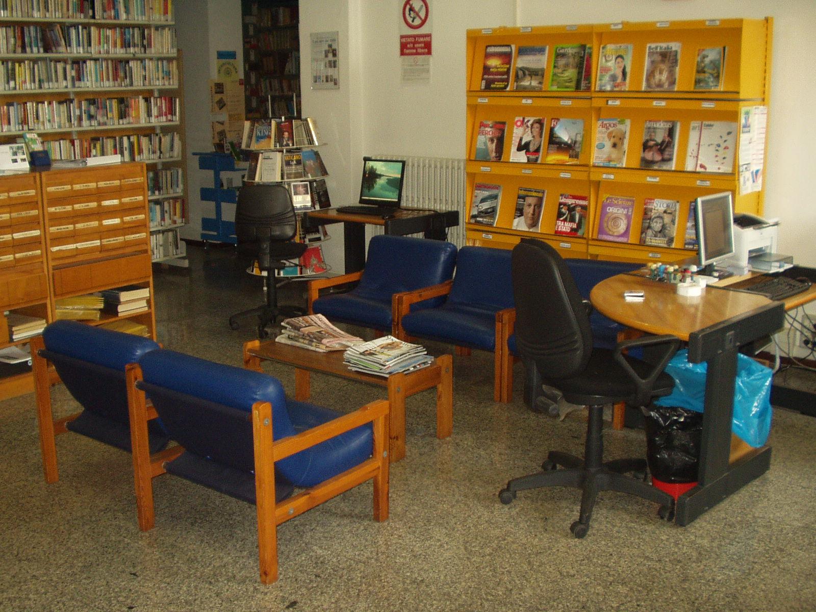 Foto Biblioteca Civica Falesiana di Piombino