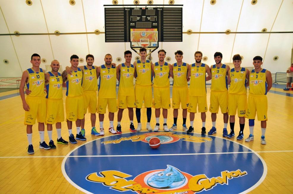 Basket Golfo Piombino. Domani al Palatenda la cerimonia di presentazione delle squadre di basket