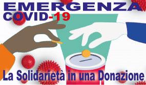 COVID 19 - INSIEME CONTRO IL VIRUS SERVIZI DIVERSI RIVOLTI A CHI E\' IN DIFFICOLTA\'