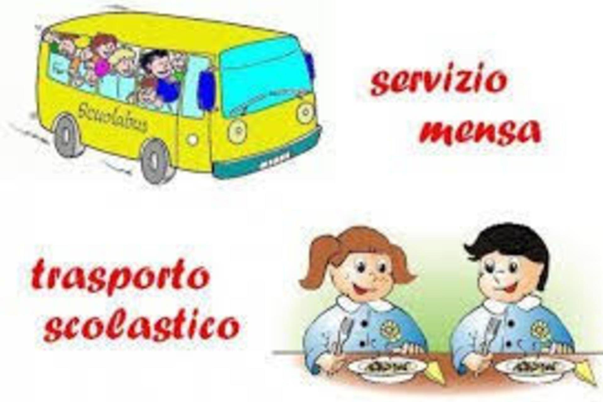 Servizi Trasporto scolastico e Ristorazione scolastica