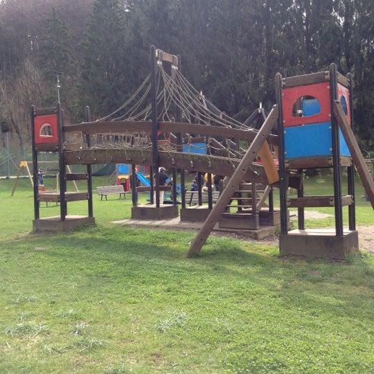 Chiusura temporanea porzione parco giochi viale Eugenio Morelli per lavori