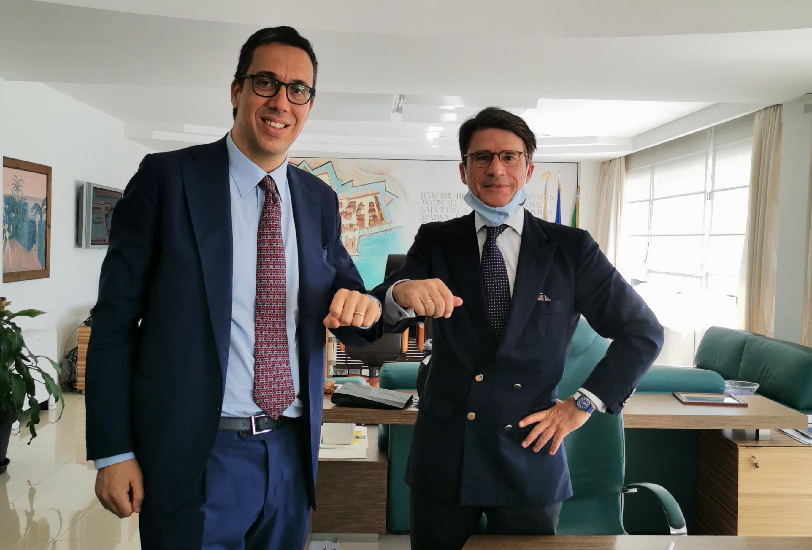 Porti di Roma e del Lazio all'insegna dell'ecosostenibilità. Firmato l'addendum tra AdSP e Port Utilities S.p.A.