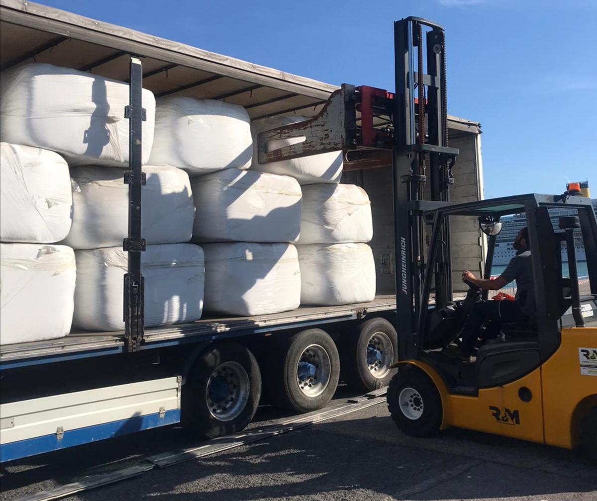 """Partito nuovo traffico al porto di Civitavecchia. Di Majo (AdSP): """"Valutiamo la possibilità di limitare l'impiego della modalità di trasporto stradale"""""""