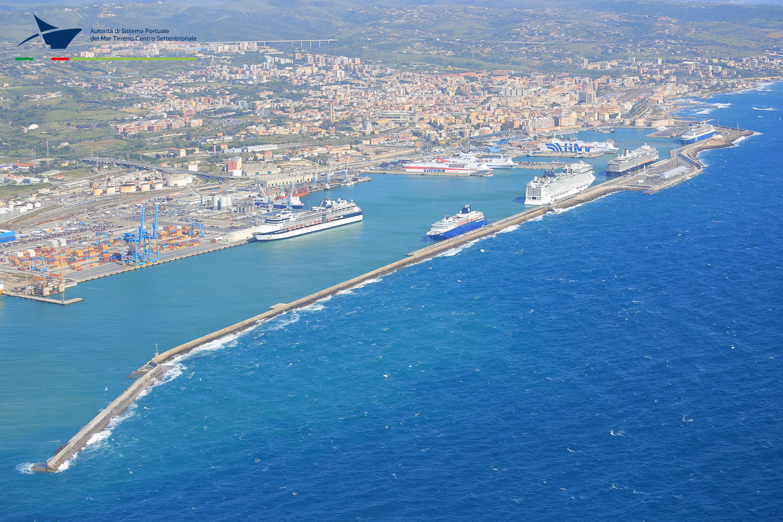 """Potenziamento dell'hub portuale di Civitavecchia, approvata la project review  Di Majo (AdSP): """"Adesso importanti i fondi del Recovery Fund"""""""