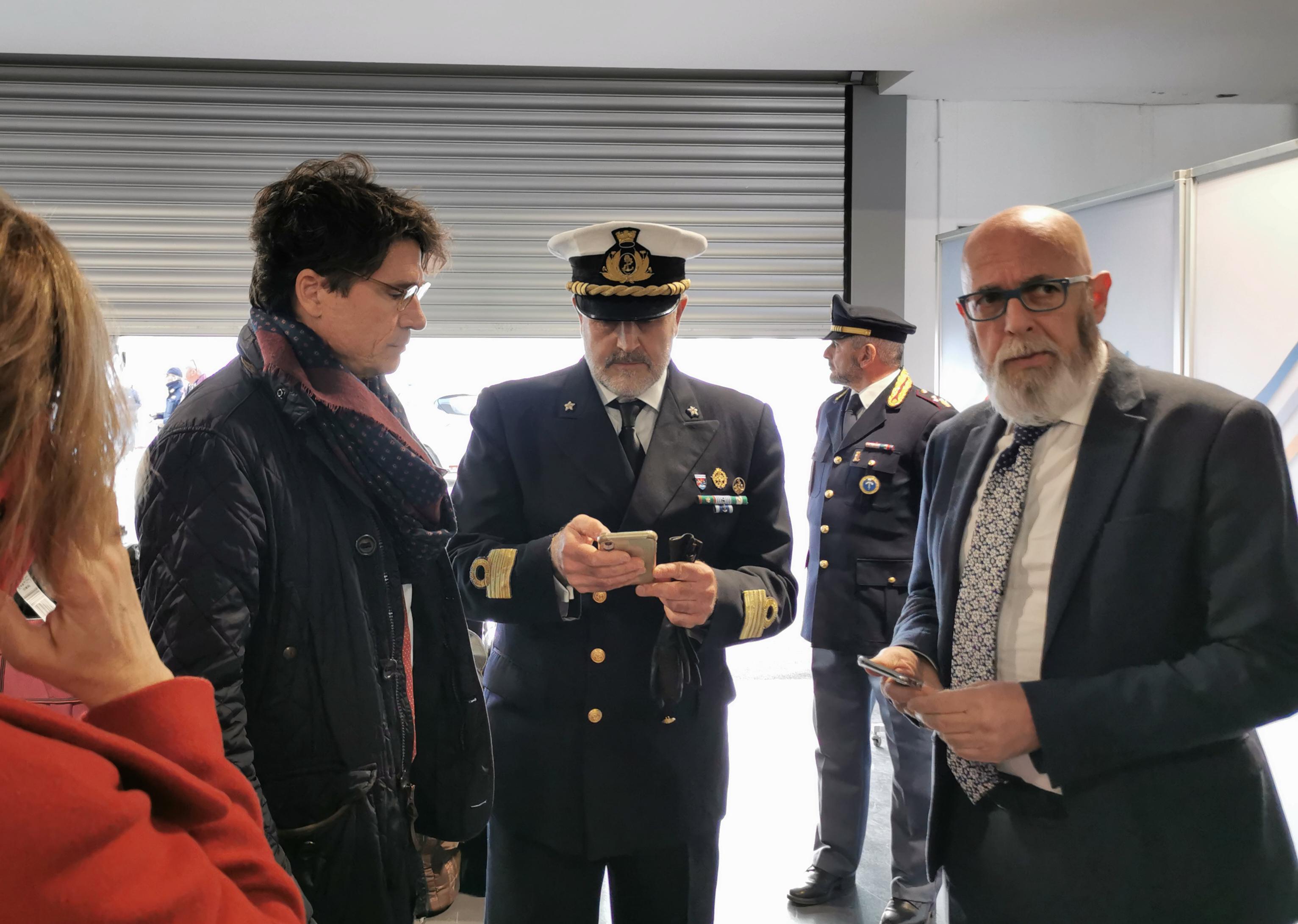 """Porto di Civitavecchia, di Majo (AdSP): """"Grande sinergia tra le Autorità competenti. Il porto in grado di affrontare le emergenze"""""""