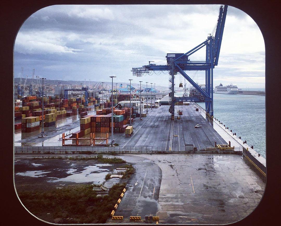 Il porto di Civitavecchia pronto ed operativo per qualsiasi tipologia di merce