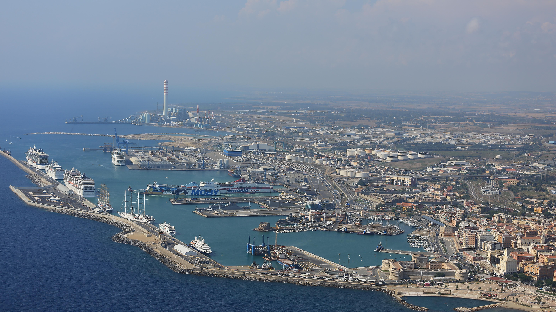 2020: traffici in calo per il network portuale laziale. Civitavecchia il porto italiano più penalizzato dal Covid