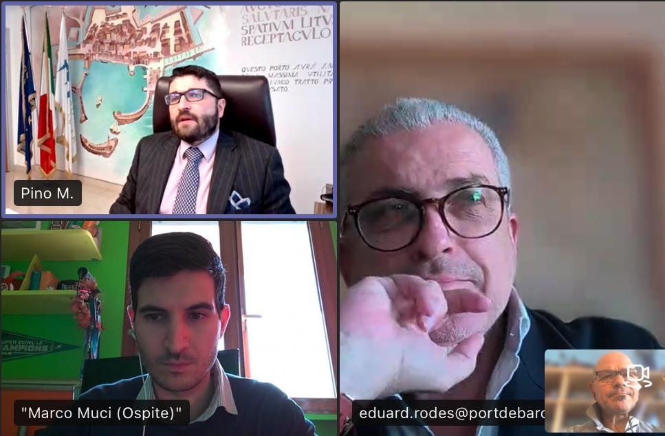 """AdSP, rinnovato l'accordo di collaborazione con la Escola Europea per """"Formati al Porto"""""""