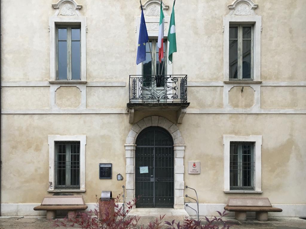 ingresso municipio