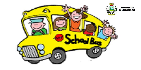 Comportamento scorretto minori su scuolabus