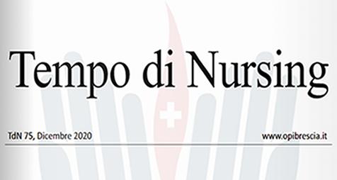 E\' online  Tempo di Nursing 75, Dicembre 2020