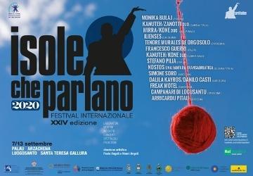 Locandina dell\'evento organizzato dall\'Associazione Sarditudine con il contributo 2020 del Parco