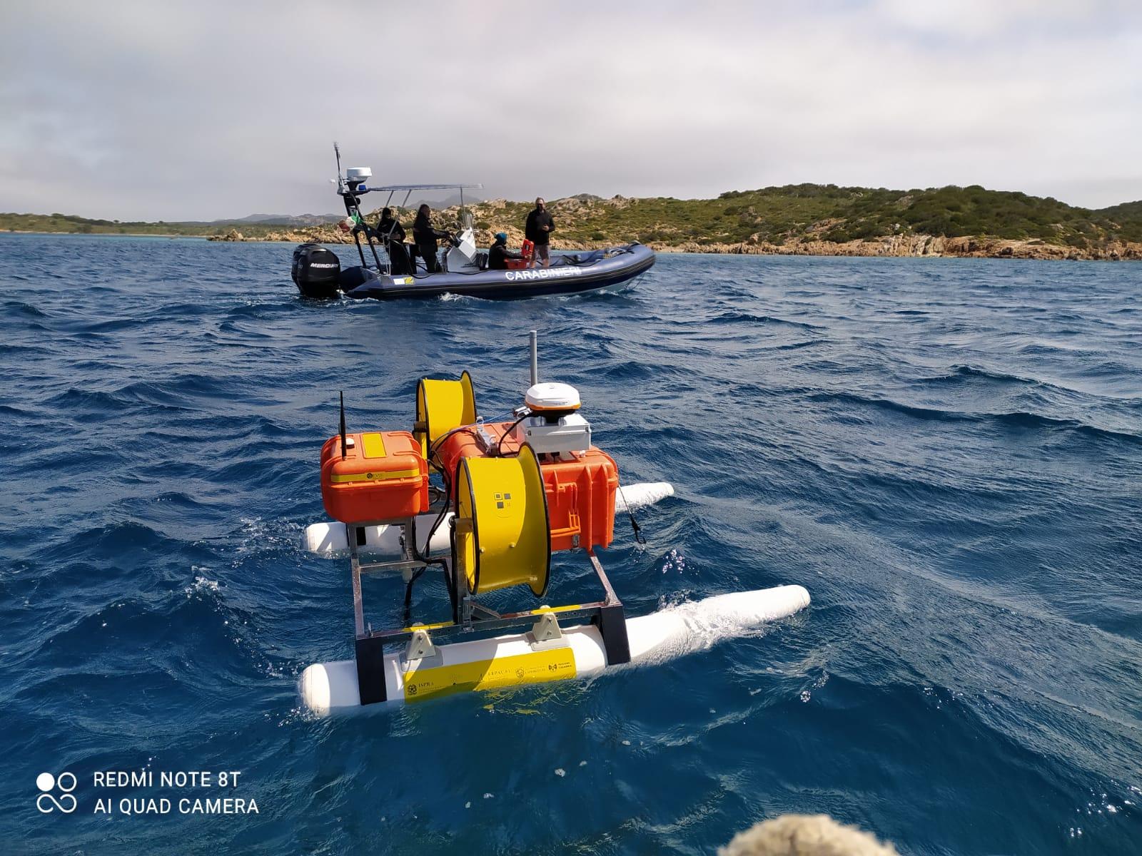 Al via i monitoraggi del progetto SeaForest Life