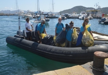 Raccolti 1500 kg di rifiuti