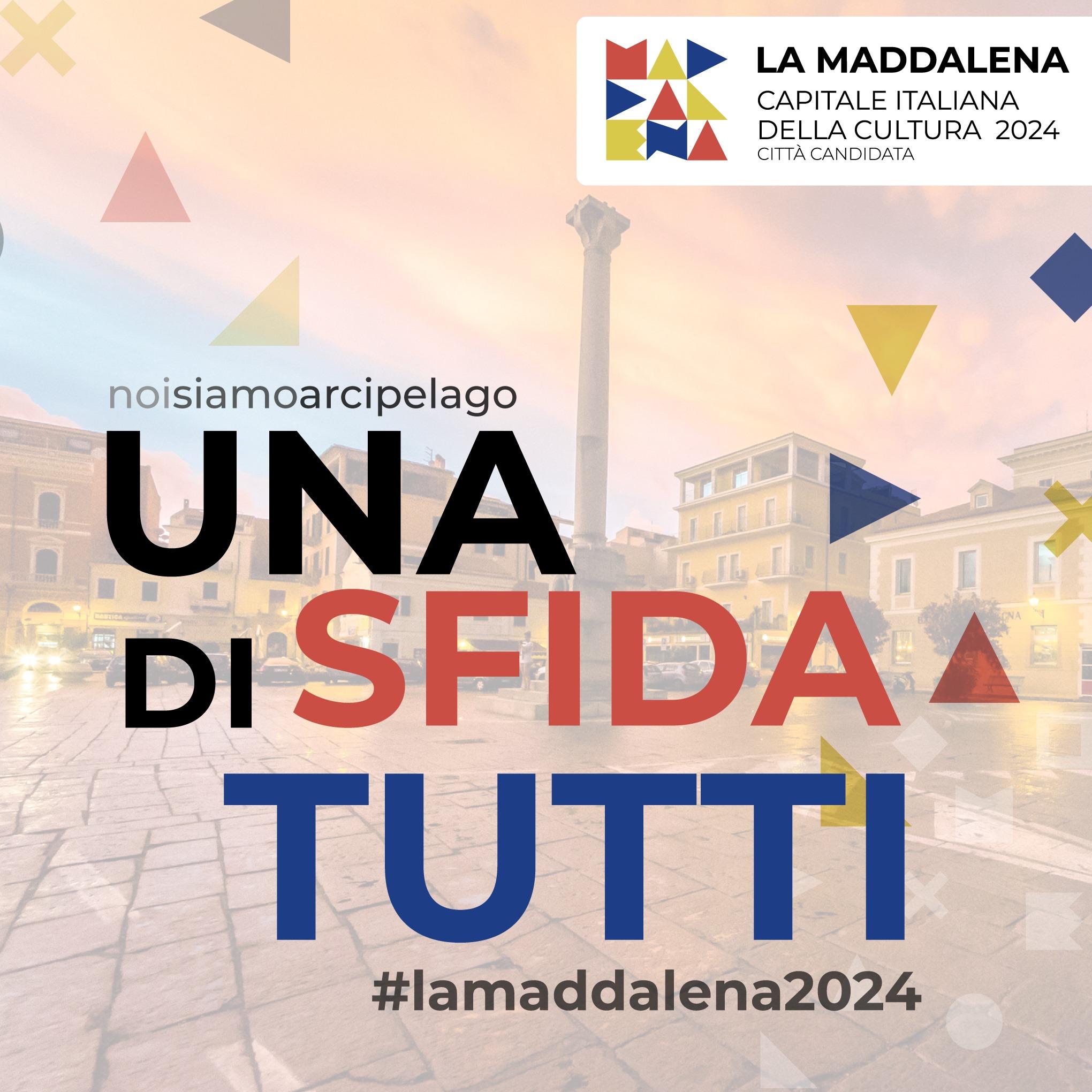 La Maddalena candiata a Capitale della Cultura 2024