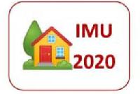 IMPOSTA MUNICIPALE PROPRIA (I.M.U) - ANNO 2020