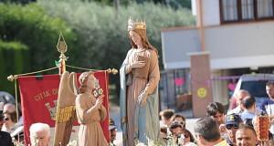Festeggiamenti in onore della Beata Vergine Annunziata - Parrocchia dell\'Annunziata