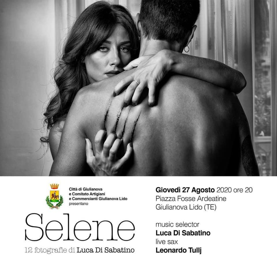"""""""Selene"""" Esposizione fotografica di Luca Di Sabatino"""