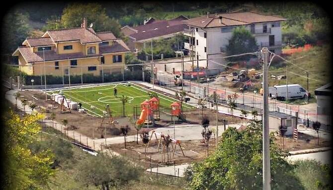 Parco E.Finocchio
