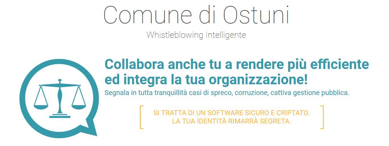 Segnalazione illeciti - whistleblowing